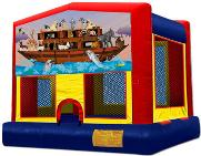 Noah's Ark Bouncer