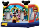 Mickey Mouse Combo Bouncer
