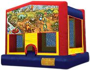Dinosaur Land Bouncer